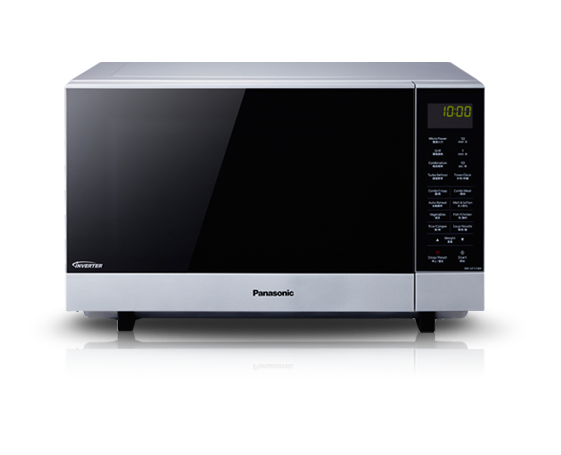 Panasonic grill and microwave oven