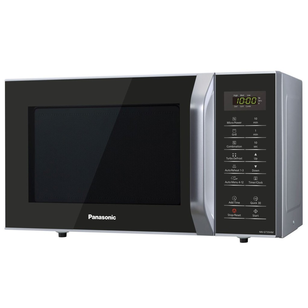 PANASONIC NN-GT35HMYPQ 23L MICROWAVE OVEN with GRILL