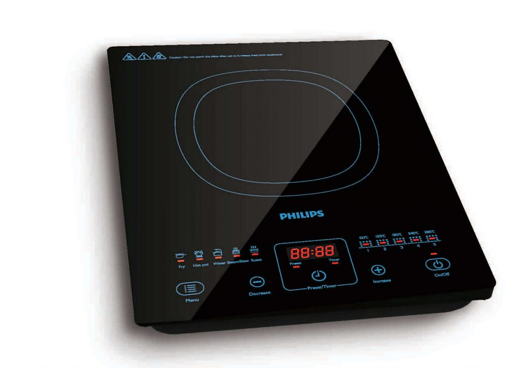 Philips Sensor Touch Induction Cooker HD4911/62