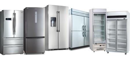 six types refrigerator