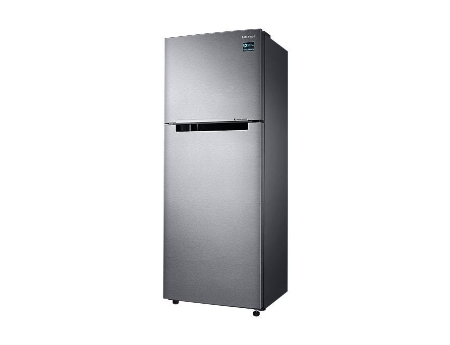 Samsung RT32K503ASL/SS Top Freezer 2 Door Top Mount Freezer (321L) dark grey color