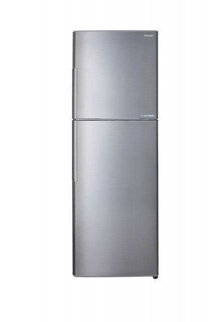 Sharp SJ-RX42E-SL2 J-Tech Inverter 2 Door Refrigerator 315L silver color