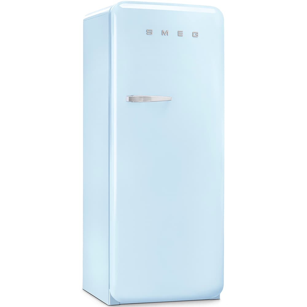 Smeg 256L 50's Retro Style fridge in singapore Pastel Blue