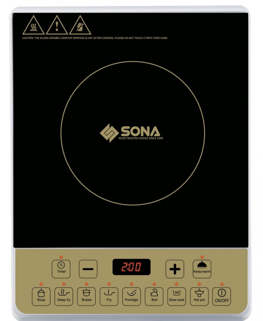 SONA Multi-Function Induction Cooker SIC 8603