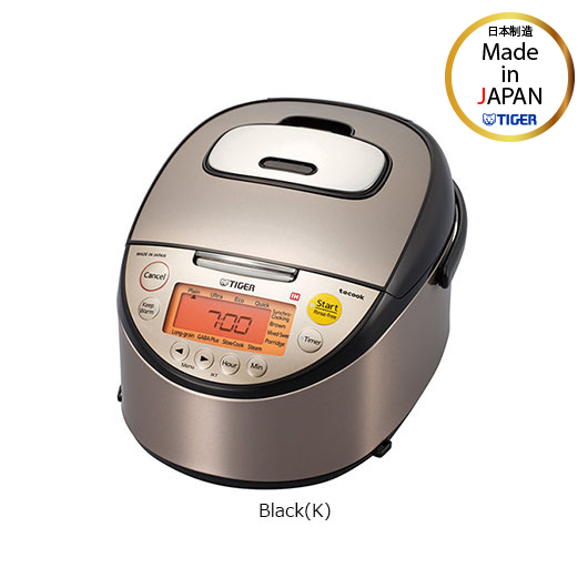 Tiger 1.0L Induction Heating tacook Rice Cooker