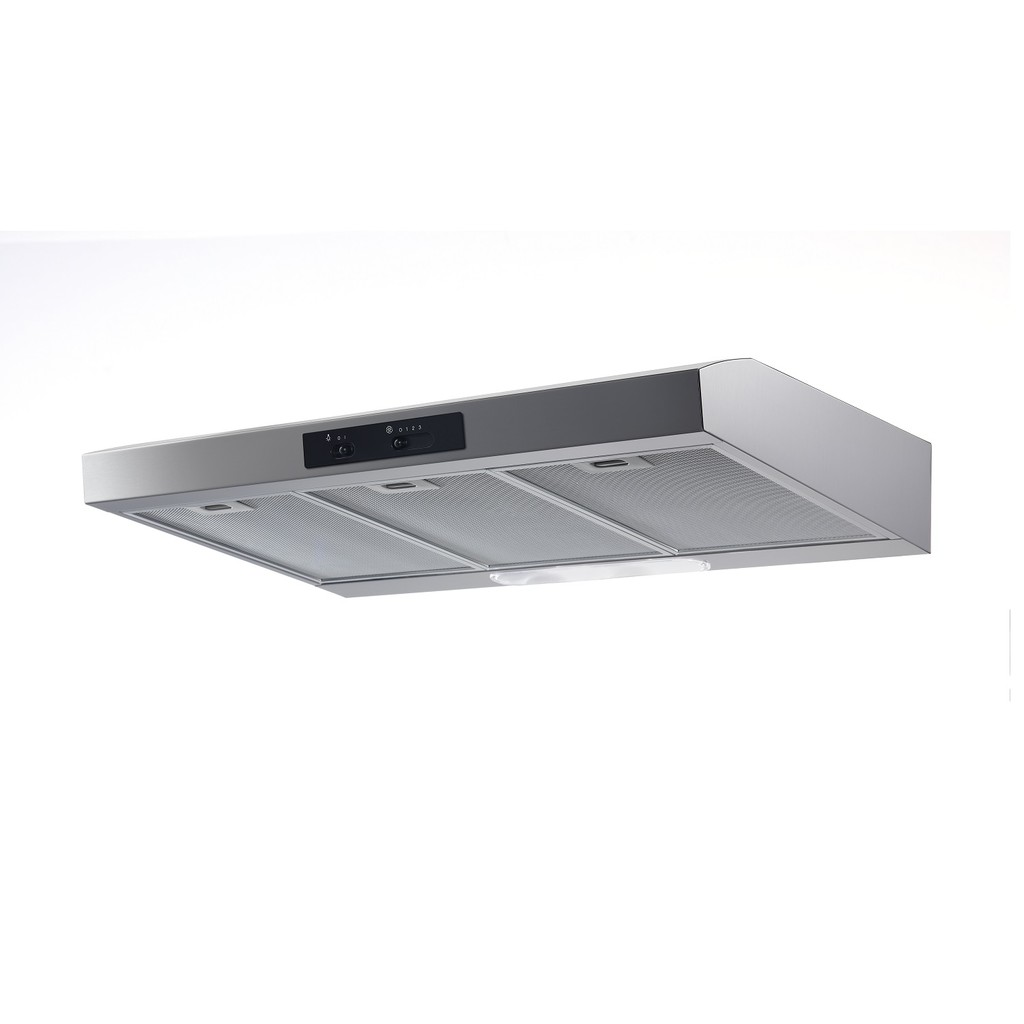 Turbo Incanto T601-90SS 90cm Silver Conventional Hood
