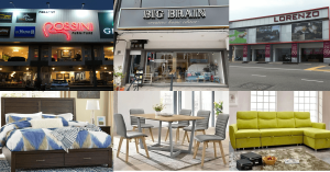 furniture places in JB