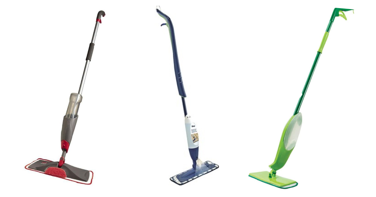 best spray mops in singapore
