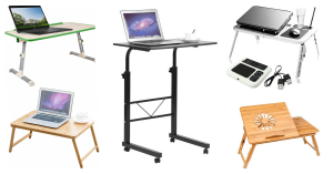 best laptop tables for bed