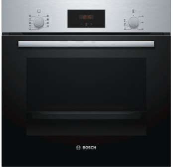 Bosch 66L HBF134BS0K Built-in Stainless Steel Oven
