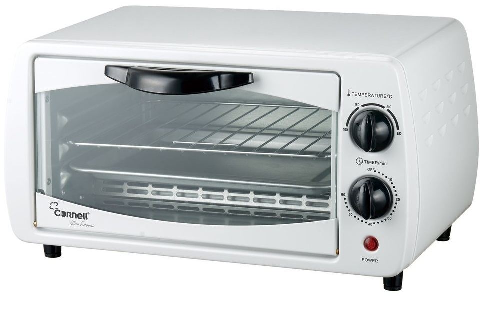Cornell CTO-S10WH 9L Toaster Oven