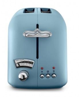 Delonghi Argento Flora Toaster CT021