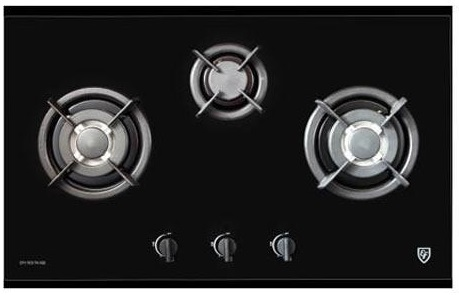 EF 80cm Glass kitchen Hob EFH 7630 TN VGB