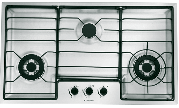 ELECTROLUX EHT9331XCG BUILT-IN GAS HOB