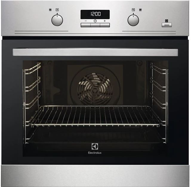 Electrolux EOB3434BOX Built-in PlusSteam Oven 72L