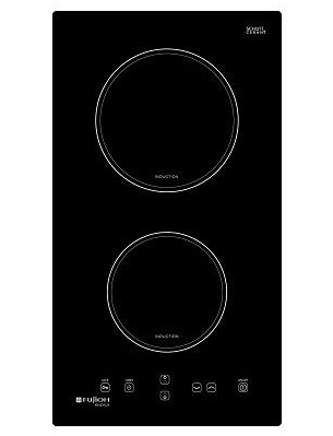 Fujioh Fj Id5125 30cm 2 Zone Induction Hob with Touch Control