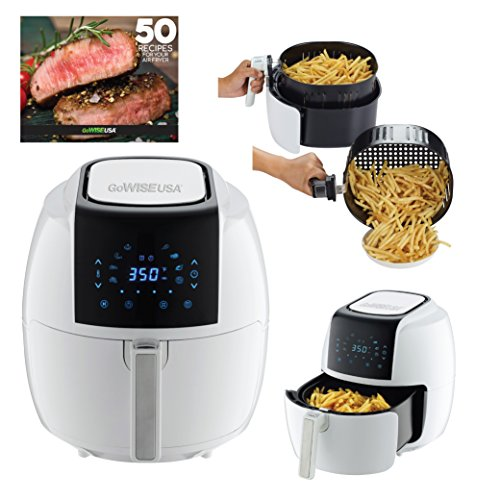 GoWISE USA XL 8-in-1 Digital Air Fryer