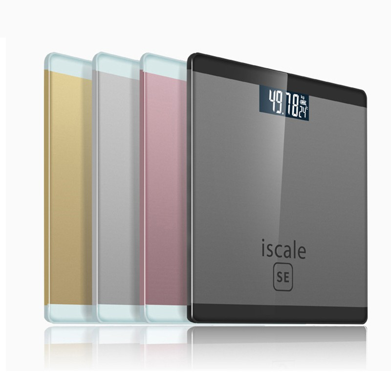 Iscale Se Digital Body Scale High Accuracy Weight Scale