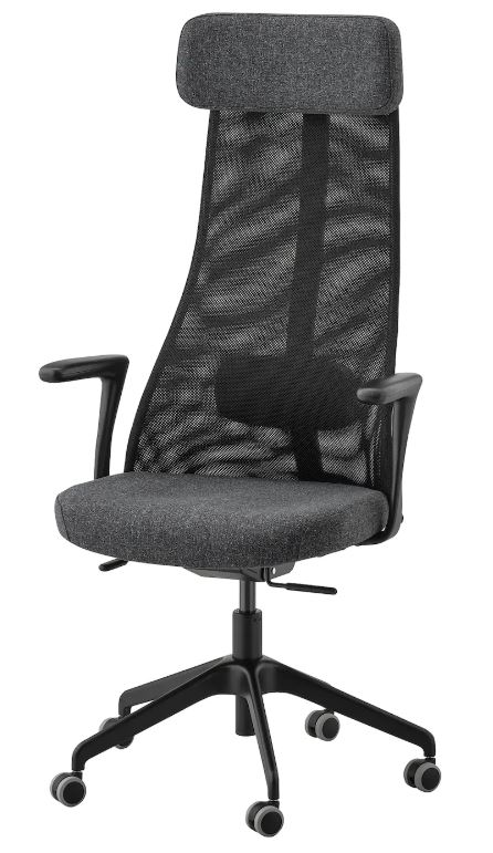 JÄRVFJÄLLETOffice chair with armrests