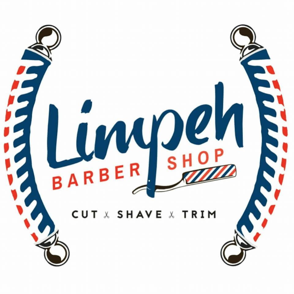 Limpeh Barbershop logo
