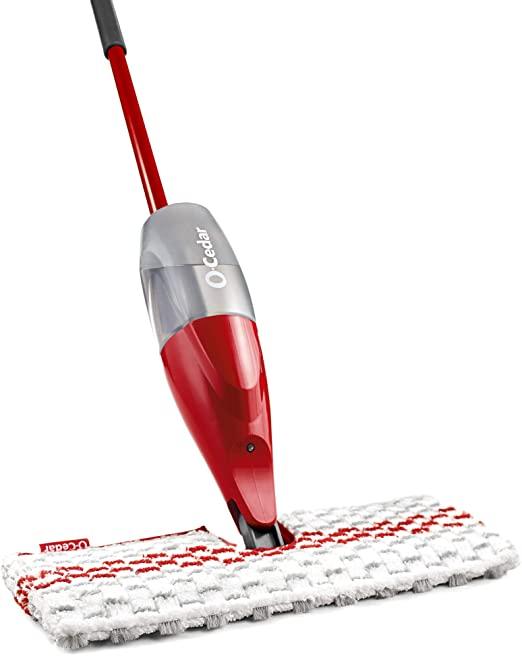 O Cedar ProMist MAX Microfiber Rotary Spray Mop