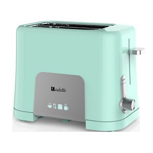 Odette 2 Slice Bread Toaster T366AC Pastel Color 2 Slice Toaster