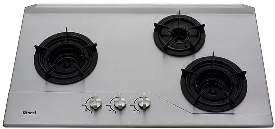 Rinnai Rb 3si 3 Inner Burner Built in Hob