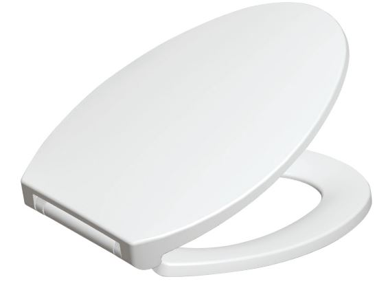 SHOWY BLANC SOFT CLOSE TOILET SEAT & COVER