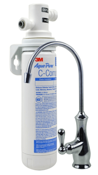 3M AP Easy Complete Water Filter