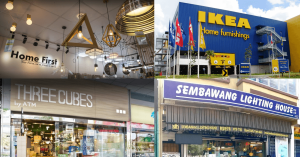 best stores to buy a ceiling light in singapore