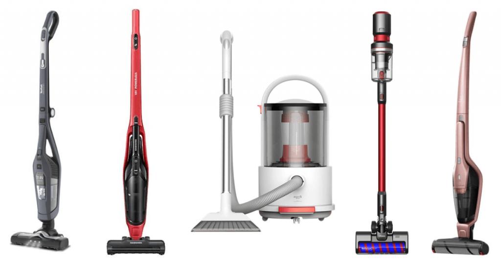 Vacuum cleaners variations