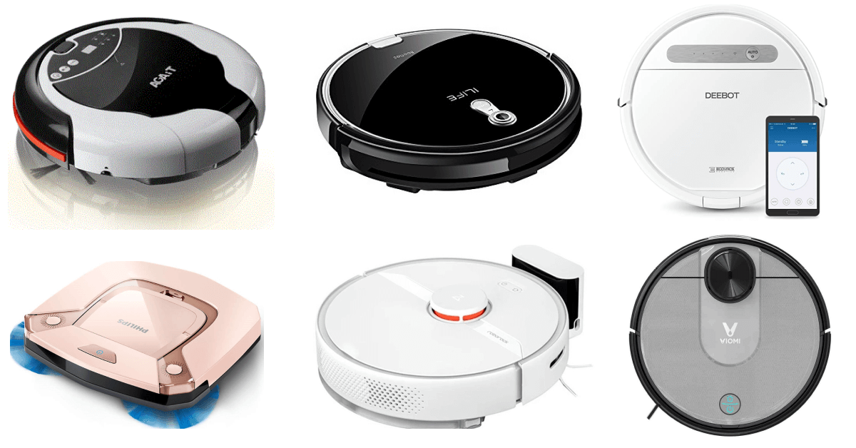 Best Robot Vacuum Cleaners in Singapore