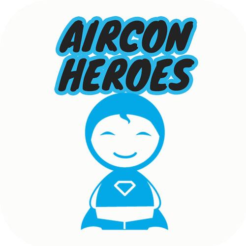 Aircon Heroes Logo