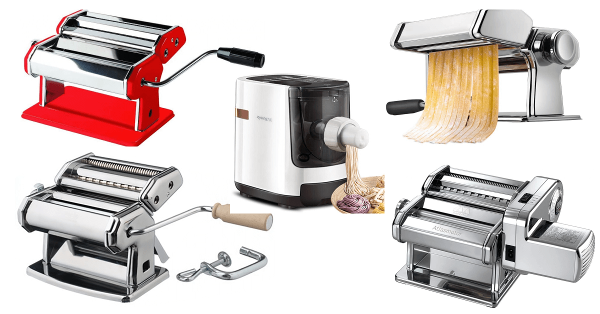 Best pasta machines in Singapore