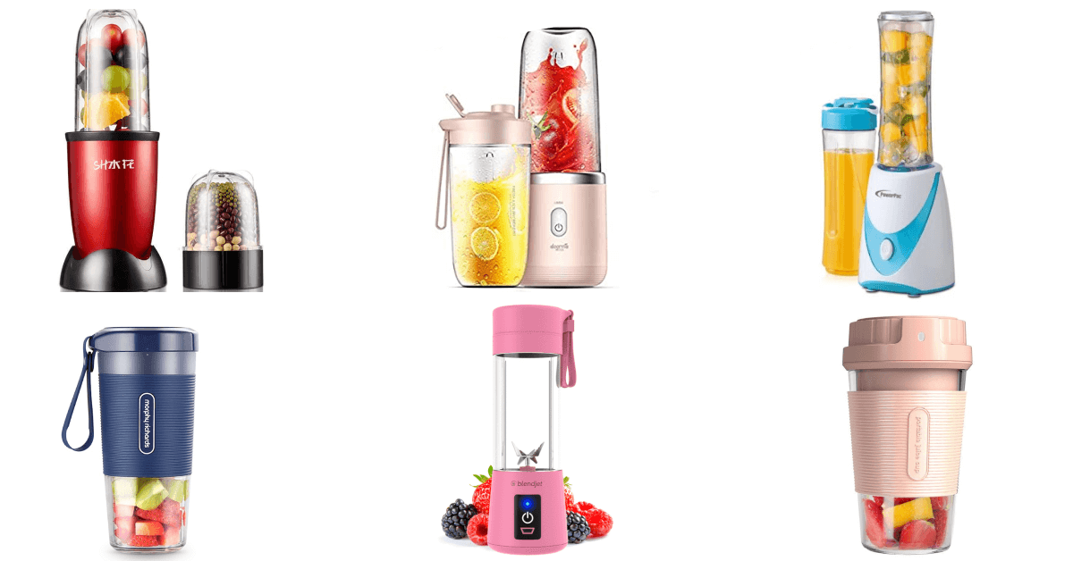 Best portable blenders in Singapore