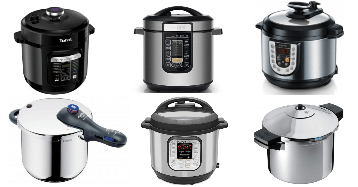 Best pressure cookers in Singapore
