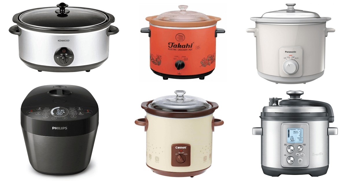 best slow cookers in singapore