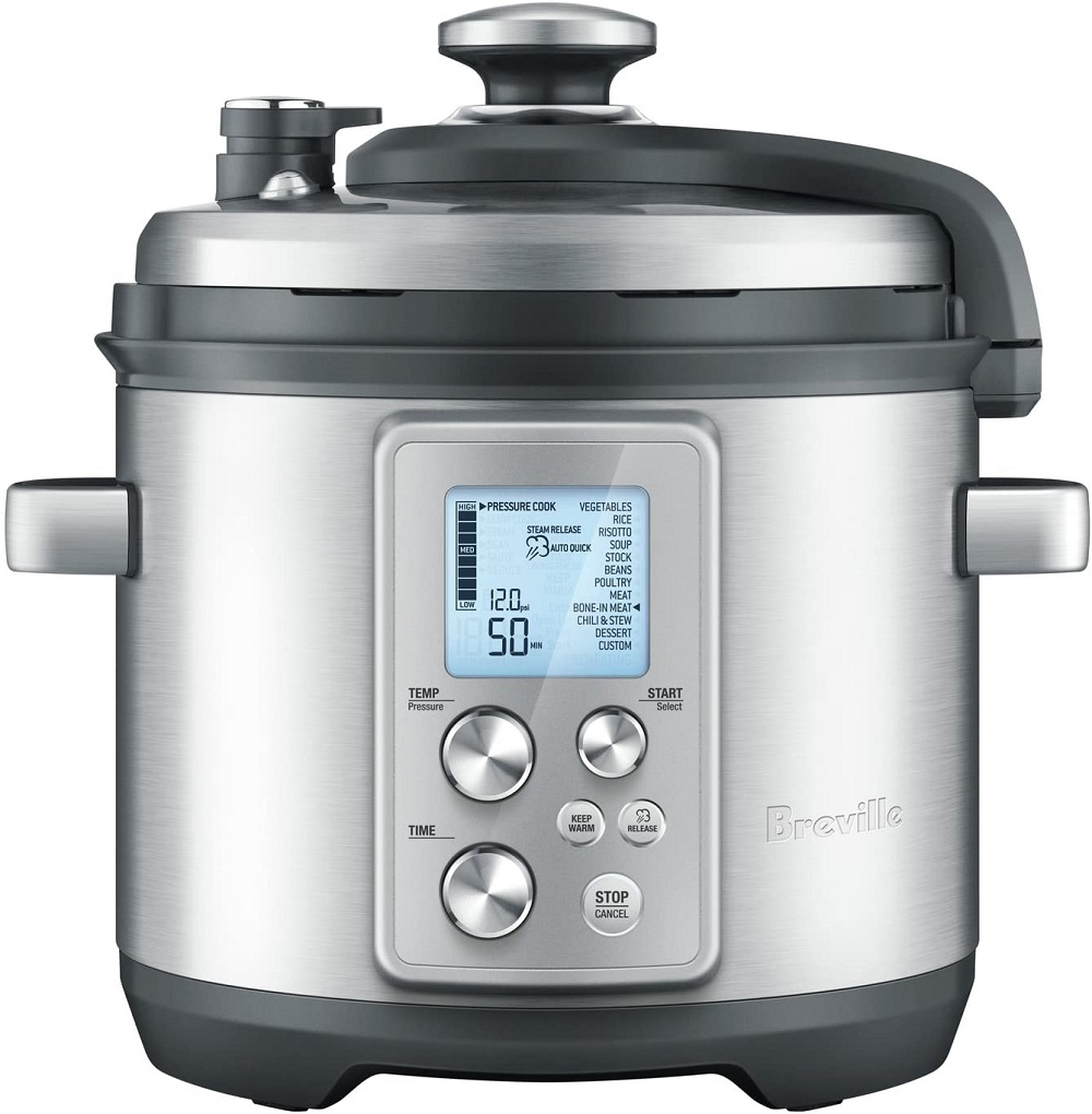 Breville BPR700BSS Pro Multi-Function Cooker