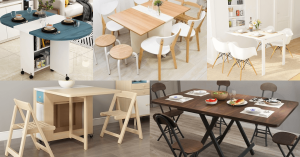 Best foldable tables in Singapore