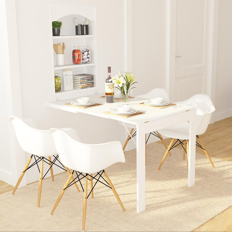 Foldable Wall Mounted Dining Table