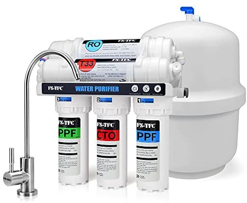 FS-TFC Reverse Osmosis Water Filtration System Under Sink Water Filter