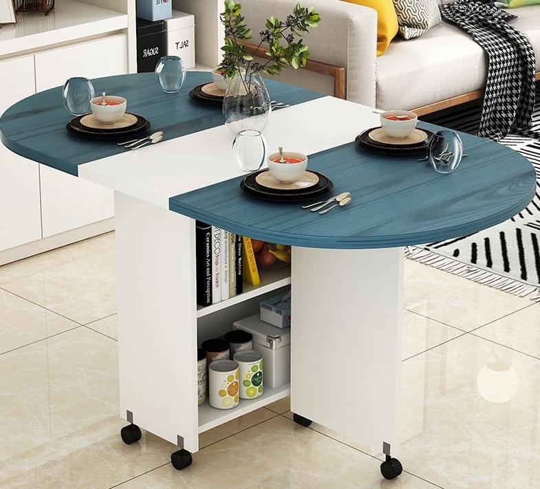 Furniture Desk Foldable Dining Table