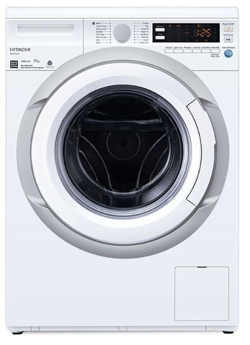 HITACHI BD-W75AAE FRONT LOAD WASHER