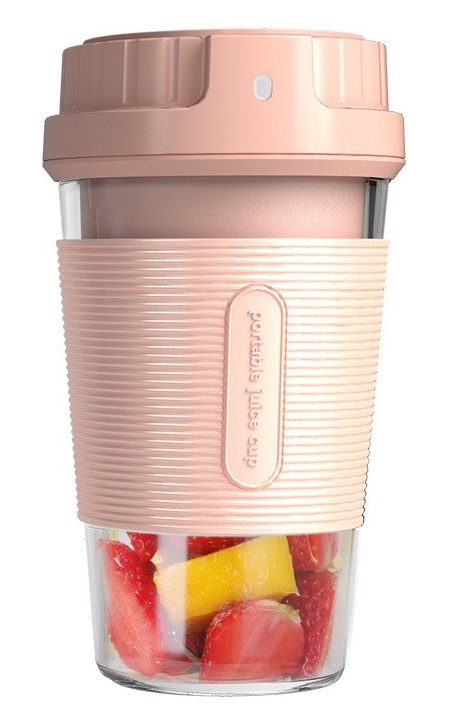 Hiterter 220ml USB Portable Juice Blender