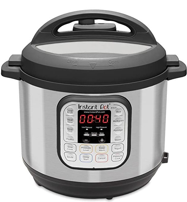 Instant Pot Duo 60 V2 7-in-1 Electric Pressure Cooker