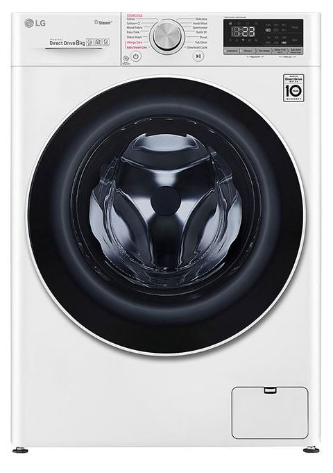 LG FV1408S4W Front Load Washer