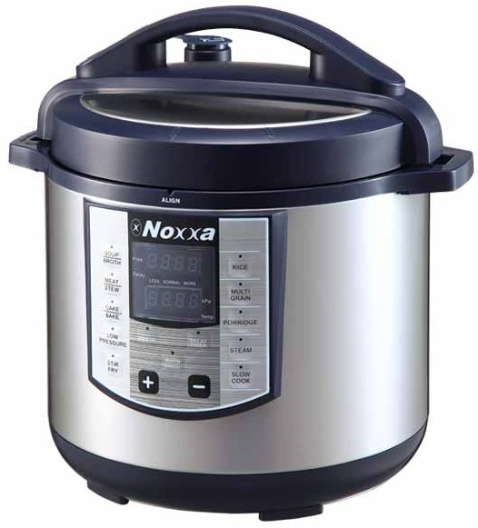 Noxxa Electric Multifunction Pressure Cooker
