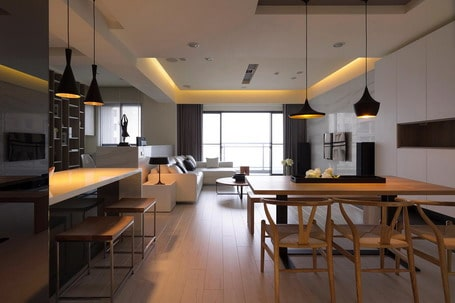 Screed Ceiling lights in Singapore