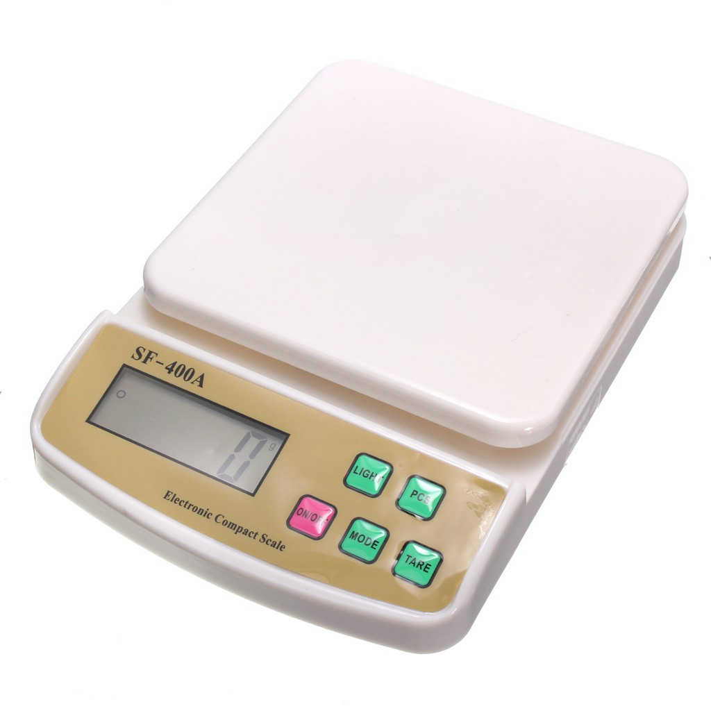 SF-400A Digital Scale 10kg/1g Electronic