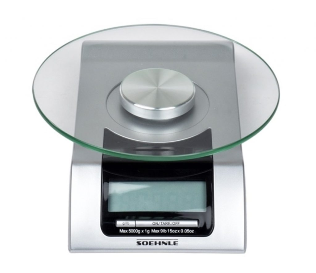 Soehnle Style Digital Kitchen Scale